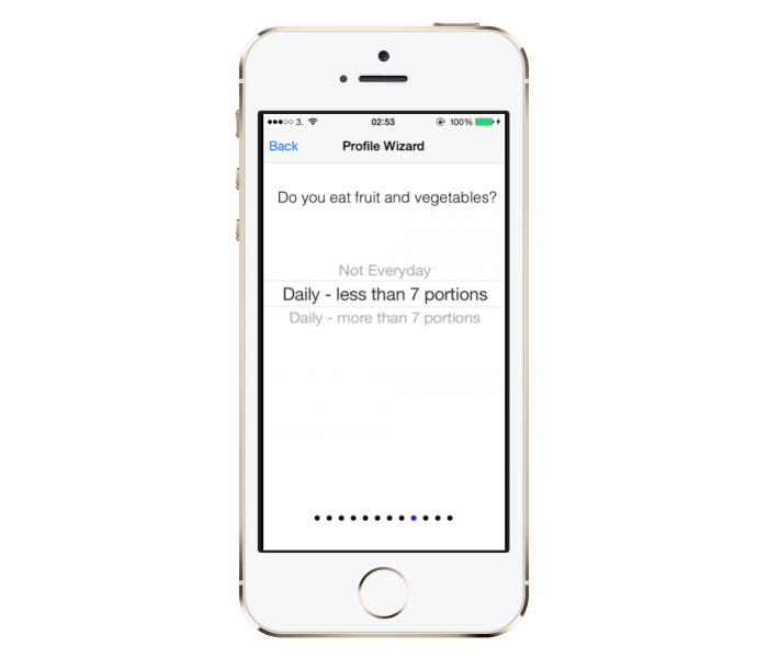 iPhone 5S Mockup 6